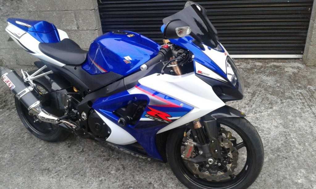 more power gsxr